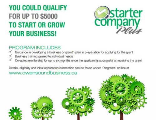 Start or grow your business