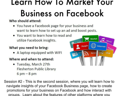 Facebook Marketing Workshop #2