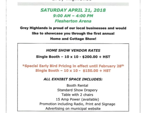 Home & Cottage Show!
