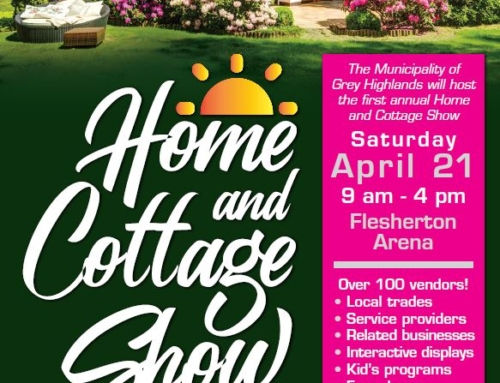 Grey Highlands Home & Cottage Show!