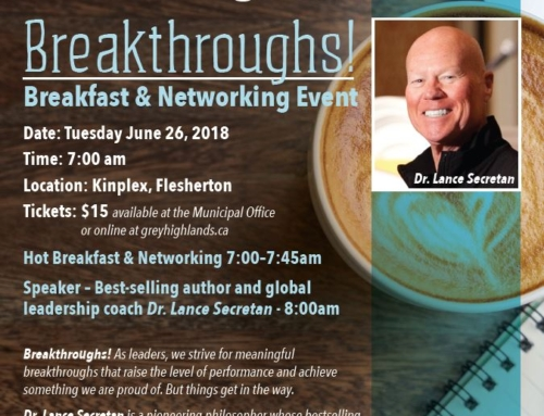 Breakfast & Networking Event!