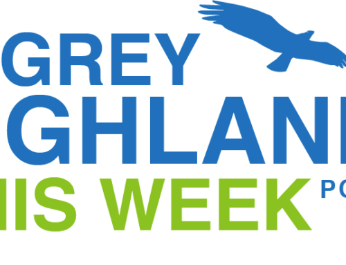 """In Grey Highlands This Week"" Podcast"