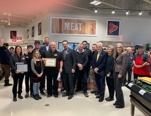 Markdale Foodland Grand Opening